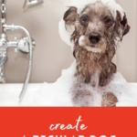 Create a pet grooming routine
